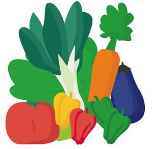 健康的野菜